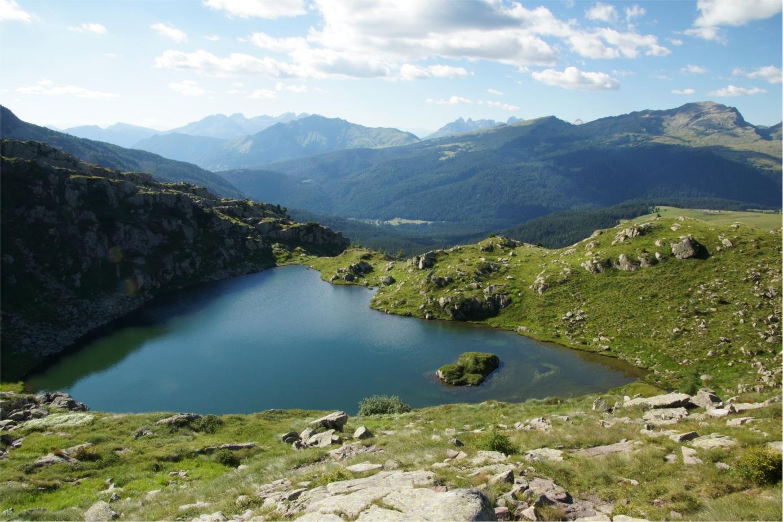 Dolomity - Passo Rolle