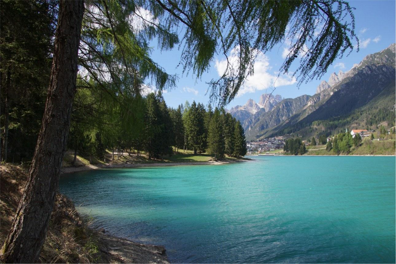 Dolomity - Auronzo di Cadoro